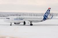 A320neo_Rovaniemi