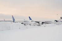 A320neo_ja_A350_Rovaniemi