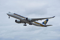 A350-900_Singapore_Airlines_first_flight_1