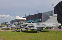 Gripen_rollout_museo_1