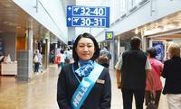 Helsinki_Airport_China_guide_Zhouyan_Li