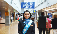 Helsinki_Airport_China_guide_Zhouyan_Li