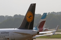 Eurowings_Lufthansa_tails