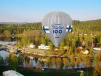 Ilmailumuseo_Suomi_lentaa_pallo
