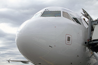 Finnair_A320_nose_closeup
