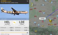 Marimekko_A330_Tarbesiin