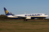 Ryanair Boeing 737